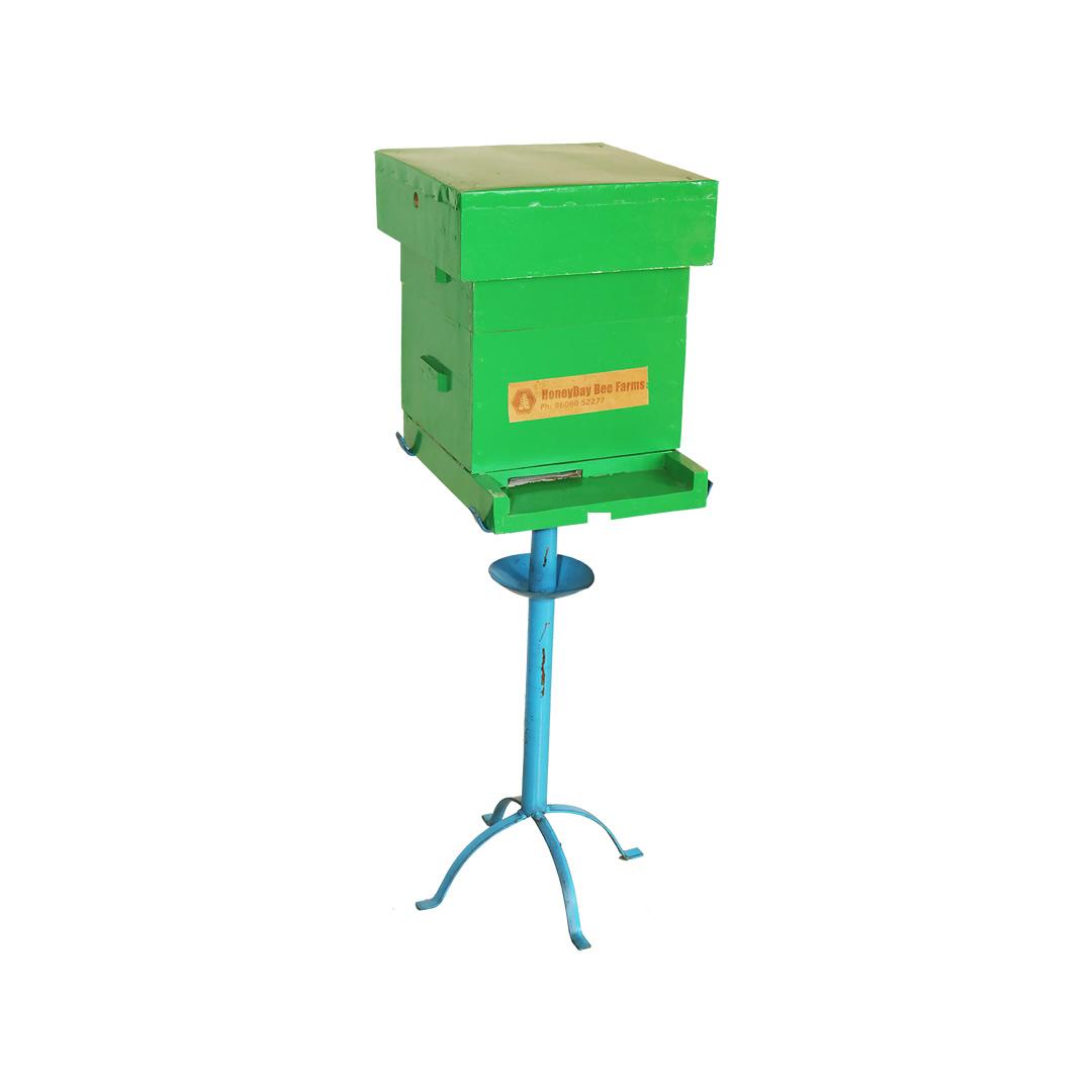 Beehive Box – ISI Type A (Acacia)