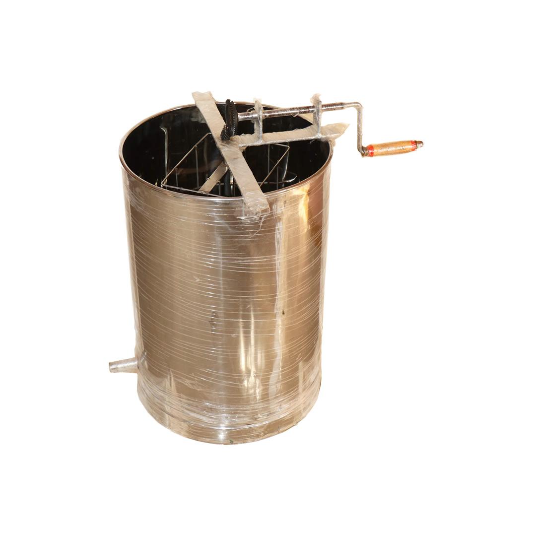 SS Honey Extractor 2 Frames For Mellifera